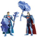 "Mattel - The Man Of Steel Superman Movie - 3.75"" Basic Figures Assortment - Action Figure"