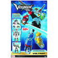 Playmates - Voltron Figures - Hyperphase Voltron 5 Pcs Gift Set SDCC 2018 Exclusive - Action Figure