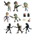 The Loyal Subjects - Action Vinyls Mini Figures - Aliens - S01 - 12pc Assorted Blind Box Display - Action Figure