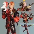 Neca - Marvel 1/4 Scale Figures - Ultimate Deadpool - Action Figure
