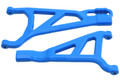 RPM R/C Products - Blue Front Right A-arms for the E-Revo 2.0 Brushless Truck - 81465