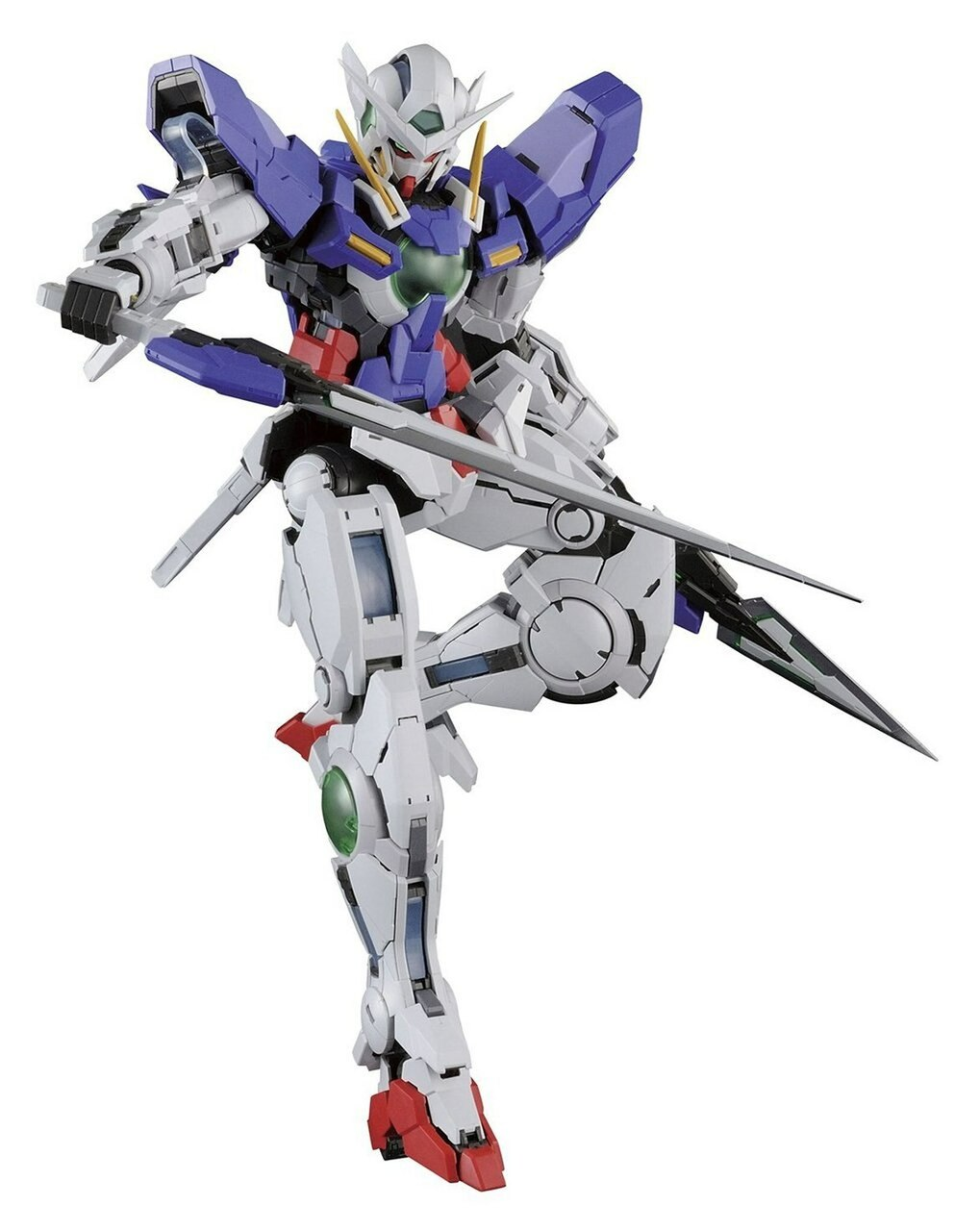 Bandai Gundam Exia Gundam 00 Bandai Pg 222249 Active Powersports