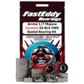 Team FastEddy - Arrma 1/7 Mojave 6S BLX 4WD Ceramic Sealed Bearing Kit - 5934
