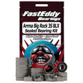 Team FastEddy - Arrma Big Rock 3S BLX Sealed Bearing Kit - 5846