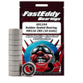 Team FastEddy - 6x11x4mm Rubber Sealed Bearing (10) MR116-2RS - 307