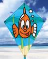 "Skydog Kites - 26"" Fish Diamond - 12201"