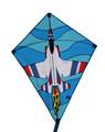 "Skydog Kites - 26"" Jet Diamond - 12208"