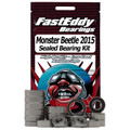 Team FastEddy - Tamiya Monster Beetle 2015 Sealed Bearing Kit - 4151
