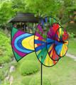 Skydog Kites - Rainbow 3-wheel - 40601