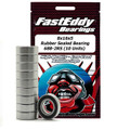 Team FastEddy - 8x16x5mm Rubber Sealed Bearing (10) 688-2RS - 269