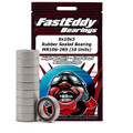 Team FastEddy - 6x10x3mm Rubber Sealed Bearing (10) MR106-2RS - 274