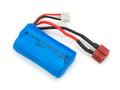 BlackZon - Battery Pack Li-ion 7.4V 800mAh w/ T-Plug - 540037