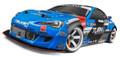 HPI Racing - RS4 Sport 3 Drift Dai Yoshihara Subaru BRZ Assembled - 120096
