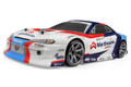 HPI Racing - RS4 Sport 3 Drift James Deane Nissan S15 Assembled Chassis - 120097