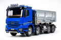 Tamiya - 1/14 RC Mercedes Benz Arocs 4151 8x4 Tipper Truck Kit - 56366