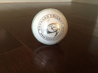 Tornado Cricket  4 Piece Premium Grade White Cricket Ball