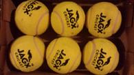 JAGX Hevay Cricket Tennis Balls - 1/2 dozen