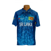 Sri Lanka Cricket Team ODI Jersey 2015