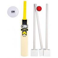 Gunn & Moore DXM Hero Plastic Cricket Set - Size 6