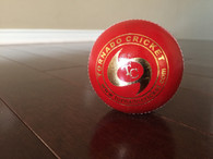 Tornado Cricket  4 Piece Premium Grade Red Cricket Ball