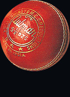 Gunn & Moore Club Man Red Cricket Ball