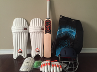 GM Mana Complete Junior Cricket Kit