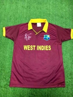 West Indies Cricket Team ODI Jersey