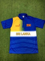 Sri Lanka Team ODI Jersey