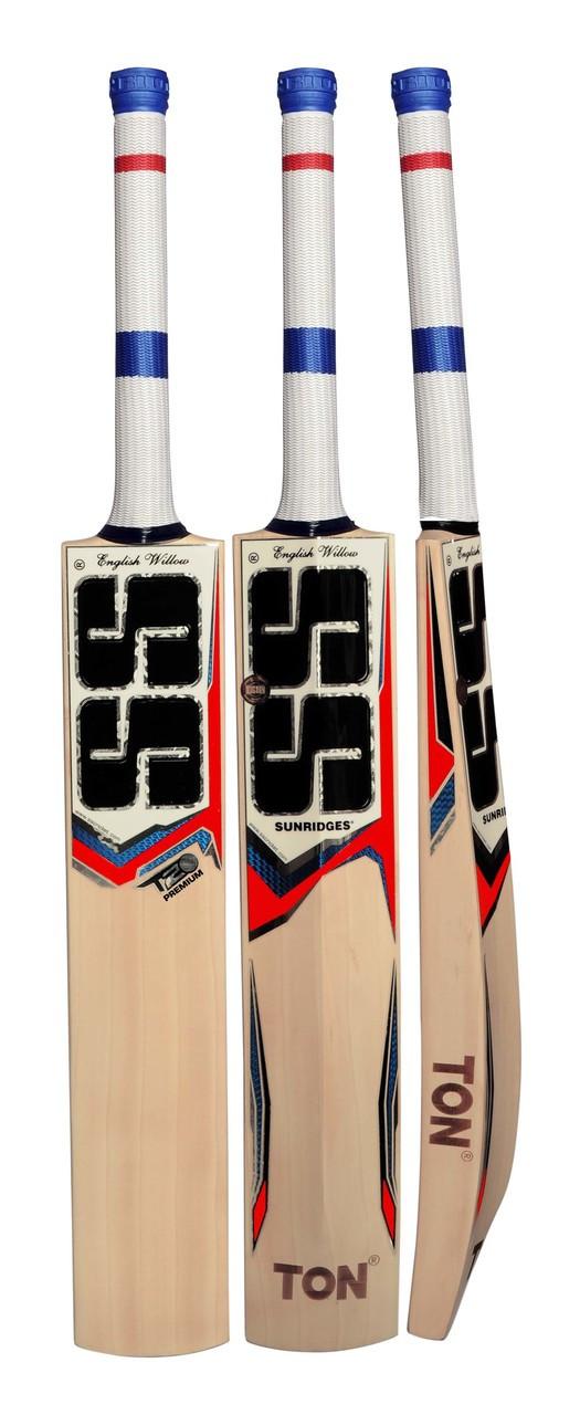 82a414d5879 SS T20 Premium English Willow Cricket Bat - Tornado Cricket Store