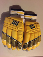 IPL Special Edition Chennai Super Kings Mens RH Batting Gloves