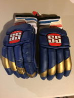 IPL Mumbai Indians Mens RH Batting Gloves