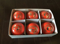 Tornado Cricket Indoor Cricket ball - 6 Balls
