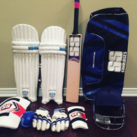 SS Complete EW Junior Cricket Kit