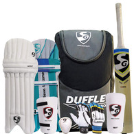 SG Junior Cricket Kit with Duffle Bag