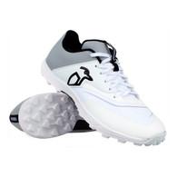 Kookaburra KC 3.0 Rubber Soled Grey/White Cricket Shoe -2020 Edition