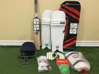 SS Limited Editon English Willow  Junior Cricket Kit