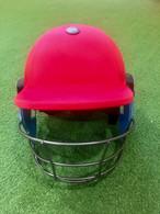 Cricket Helmet - Red Colour