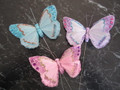 Pastel Jewel Butterfly
