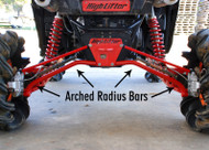New Arched Radius Bars