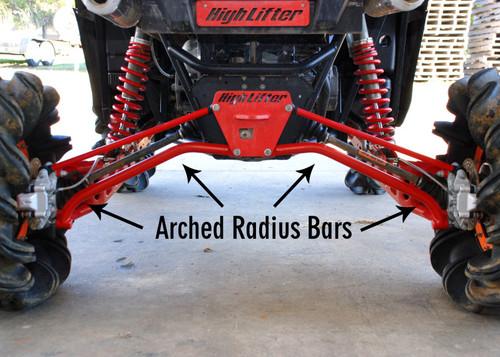 New Arched Radius Bars