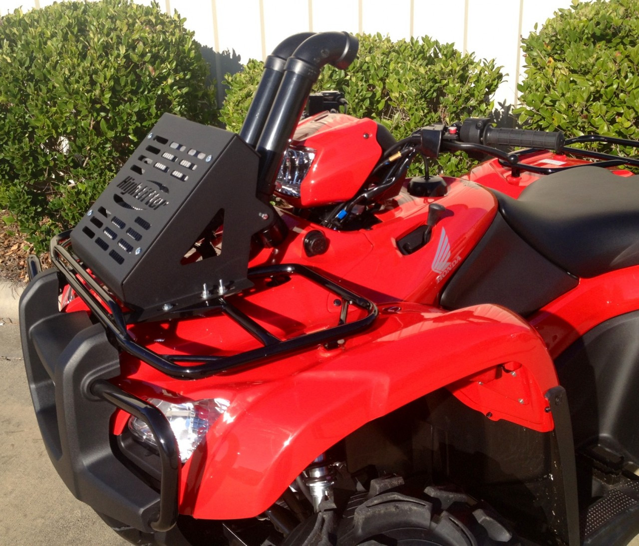 Honda Foreman 500 (12-13) Radiator Relocation/Snorkel Combo Kit ...