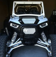 Polaris RZR 900 (15-17) Rogue Offroad Mesh Grille - Select Color