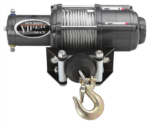 Viper Max Winch with Cable