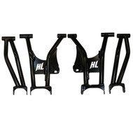 Polaris General 1000 (16-17) Rear Racked Upper & Lower Control Arms