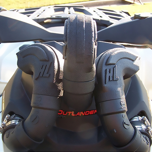 Can-Am Outlander 1000 (15-18) Diver Down Snorkel Kit