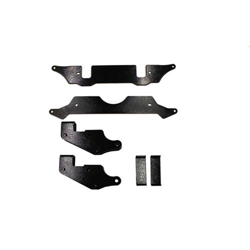 "Polaris RZR XP Turbo (16-18) High Lifter 3""-5"" Lift Kit"