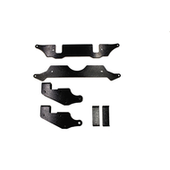 "Polaris RZR XP Turbo (16-18) High Lifter 3""-5"" Lift Kit"