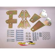 """Polaris Brutus/Gravely (13-15) High Lifter 2"""" Lift Kit"""