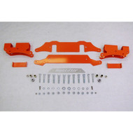 "Polaris RZR XP 1000 (2014) High Lifter 3""-5"" Lift Kit - Orange"