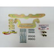 "Yamaha Kodiak 700 (16-17) High Lifter 2"" Lift Kit"